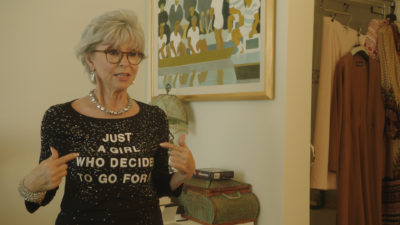 Rita Moreno Documentary Lands at Roadside Attractions